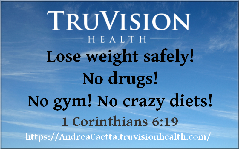 Ask me about TruVision Health Products