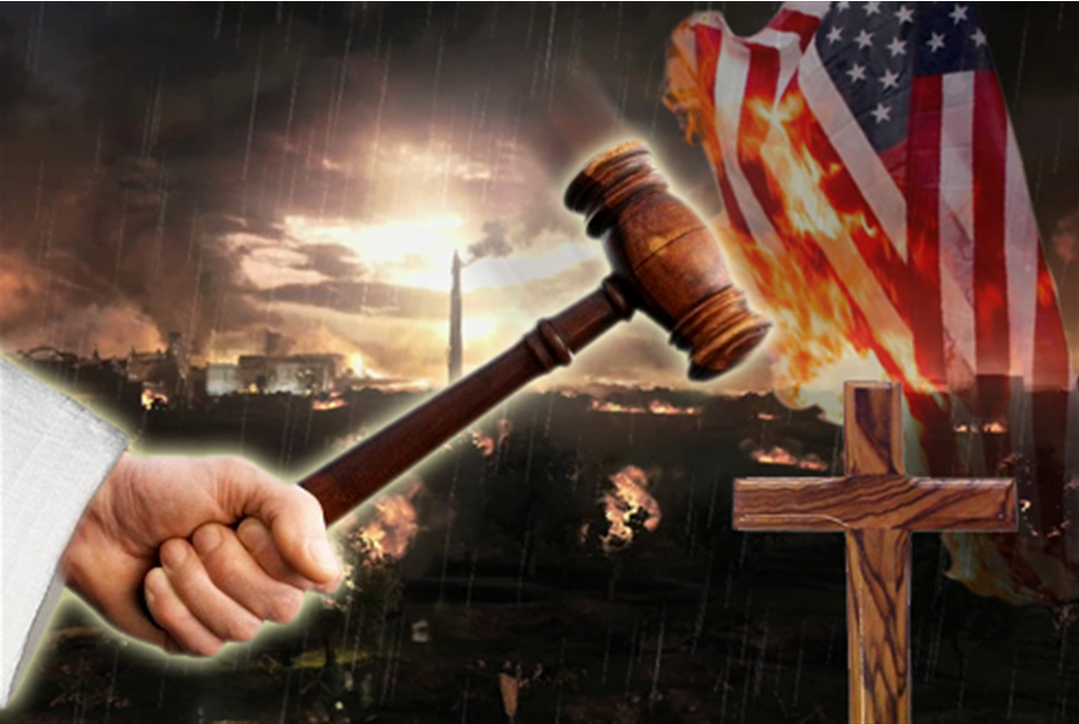 God's judgment on our nation