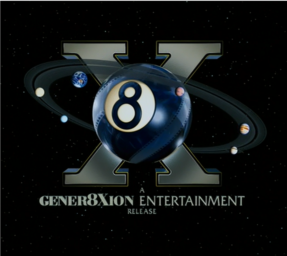 Gener8xion Entertainment logo